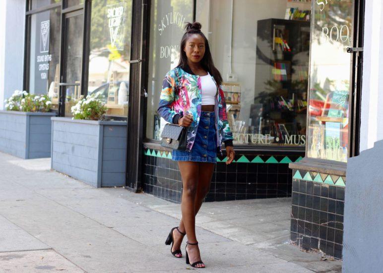 0978b9cde2ff9 Mr. GUGU   Miss GO Bomber Jacket » Candice Nikeia - Lifestyle Blogger
